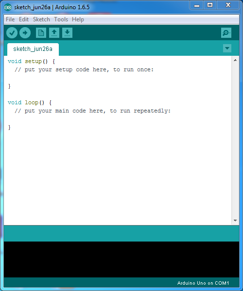 Cara Menginstal Software IDE Arduino-sketch_jun26a _ Arduino 1.6.5