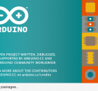 Cara Menginstal Software IDE Arduino-splash screen