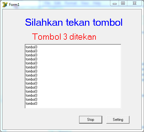 tampilan program tombol hardware ke usb laptop pc