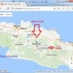 Membuat Marker di Google Map dengan Javascript