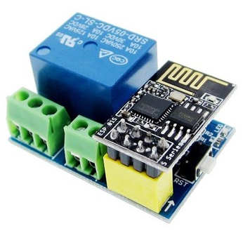 relay board esp01