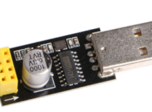 usb to esp01 adapter